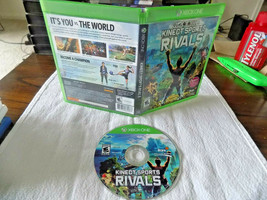 Sports Rivals game disc w/case great shape (Microsoft Xbox One, 2014) - $27.95
