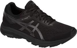 ASICS Men GT-1000 7 Running Shoes New - 13 M / Black / Phantom - $179.72