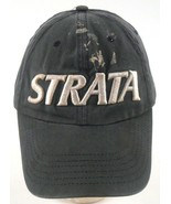 Callaway Strata Golf Clubs Well Worn Distressed Strapback Adjustable Ca... - $9.89