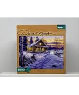 Darrell Bush Winter Bliss Puzzle 1000 Piece 27x20 - $14.84