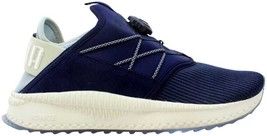 Puma Tsugi Disc Oceanaire Peacoat/Blue Flower-White 365502 02 Men's Size 8 - $120.00