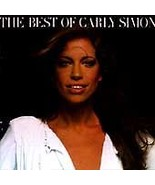 The Best of Carly Simon by Carly Simon (Cassette, Elektra (Label)) - $4.74