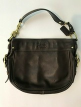 Coach Womens Brown Shoulder Bag Purse - $29.69