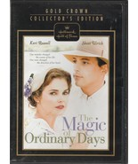 The Magic of Ordinary Days DVD Hallmark Gold Crown Collector's Edition - $9.89