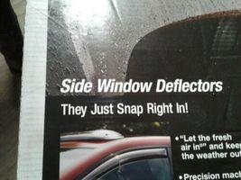 WeatherTech Side Window Deflectors  Full Set 72733(jew) image 3