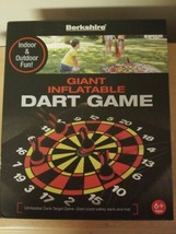 """New Giant 50"""" x 50"""" Dart Game with Inflatable Darts - $23.36"""