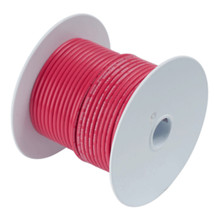 Ancor Red 6 AWG Battery Cable - 25' - $37.01