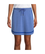 St. John's Bay Active Woven Skorts Racing Blue Size S, M, L New Msrp $32 - $14.99