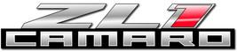 Camaro ZL1 Emblem Metal Sign - $79.99
