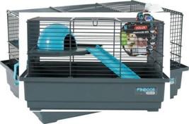 Zolux Indoor Cage pour Souris/Hamster Petit Animal Bleu 40 x 25,5 x 21,5... - $47.45