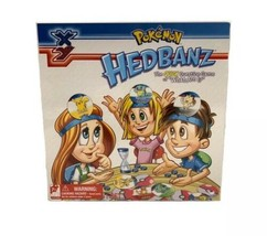 Pokemon Hedbanz The Quick Question Game of What Am I Cardinal 2016 Collectible - $24.02