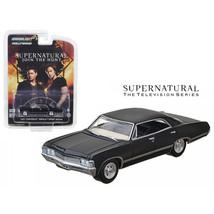 1967 Chevrolet Impala Sedan 4 Doors Black from Supernatural (2005) TV Se... - $13.39