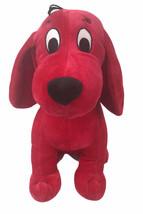"Clifford the Big Red Dog Stuffed 12""Plush Kohls Cares - $14.36"