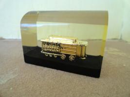 "San Francisco Trolley Car Mini Souvenir in Plastic Resin 1-7/8"" - $4.89"