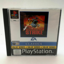 Soviet Strike | Sony Playstation1 PS1 PAL Game | Complete | Very Good Co... - $8.73
