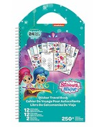 Nickelodean Shimmer and Shine Travel Book with Stickers - $13.06