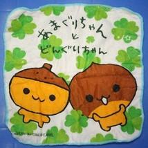 Koro Koro San-X Character Face Towel Wash Cloth Amagurichan Amaguri Chan - $19.99