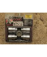 "Gorilla Automotive 62671 Gorilla Guard Wheel Locks (7/16"" Short Shank) - $16.78"