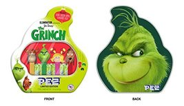 PEZ Candy Grinch Gift Tin, 1.74 Ounce, Pack of 1 - $12.95