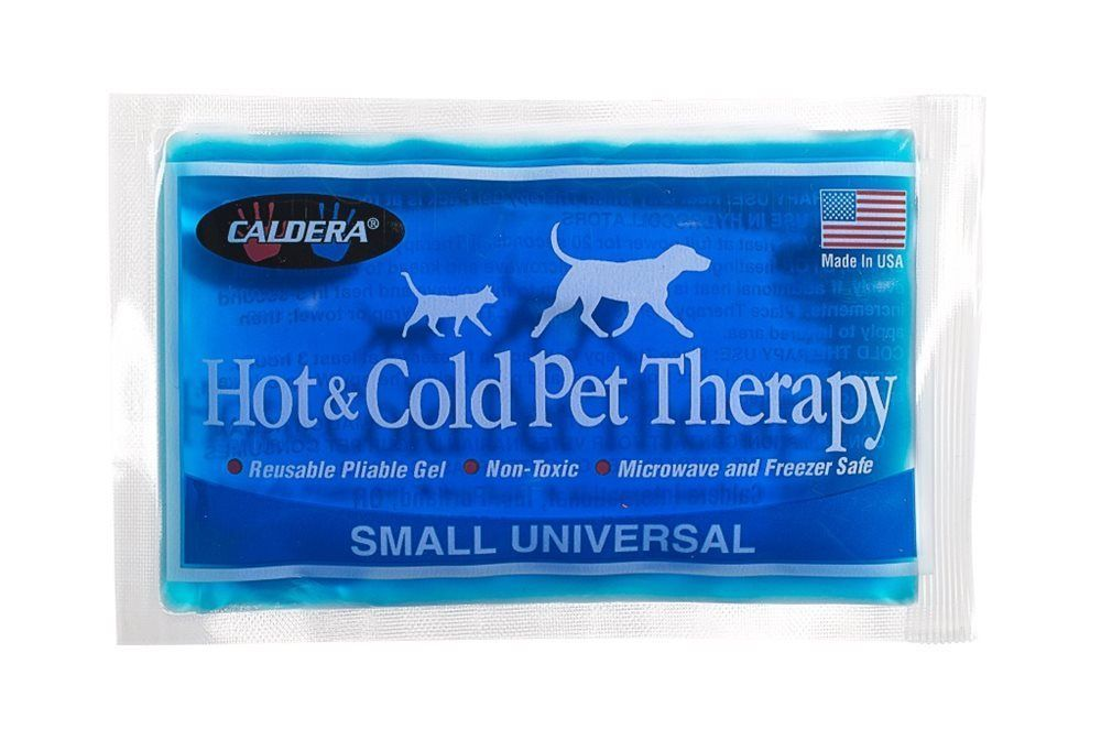Hot & Cold Pet Therapy Universal Reusable Gel Packs  PG102 by Caldera