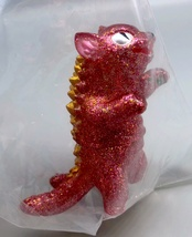 Max Toy Pink/Gold Glitter Negora Rare Mint in Bag image 1