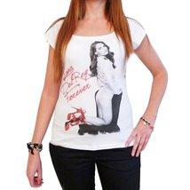 Lana Del Rey Women's T-shirt Short-Sleeve Top Celebrity - $13.95