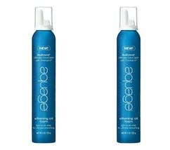 PACK of 2 Aquage Seaextend Silkening Oil Foam 8 oz - $49.99