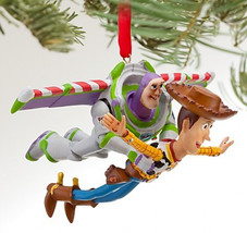 Toy Story Buzz And Woody Ornament - $115.70