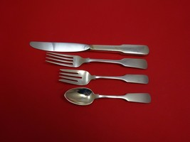 Old English Tipt by Gorham Sterling Silver Place Size Place Setting(s) 4pc - $279.00