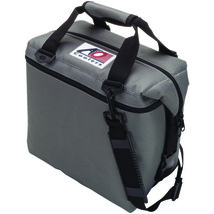 AO Coolers AO12CH 12-Can Canvas Cooler (Charcoal) - $76.85