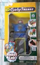 CRAYOLA GADGET HEADZ ROBOT LAB MOLD DIFFERENT ROBOTS FIGURE TOY New n box - $24.75