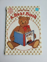 Gordon Fraser's A Bear Book-Designs by Gloria & Pat-Counted Cross Stitch... - $3.95