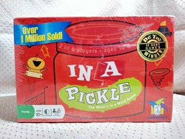 In A Pickle What's In A Word Game 2 - 6 Players Age 10+ - $6.99