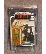 Vintage 1983 Star Wars ROTJ Rebel Commando Figure New In Package In Star... - $249.99