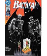 Batman Comic Book #456, DC Comics 1990 NEAR MINT NEW UNREAD - $4.50