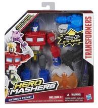 Transformers Hero Mashers Optimus Prime Figure  - $26.82
