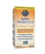 Garden of Life RAW Probiotics Ultimate Care Shelf Stable - 100 Billion CFU Guara - $54.49