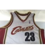 Hardwood Classics Cavaliers NBA James #23 Jersey Mitchell & Ness Lebron James - $49.50