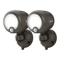 Mr. Beams MB360XT Wireless Battery-Operated Outdoor Motion-Sensor-Activa... - $48.36