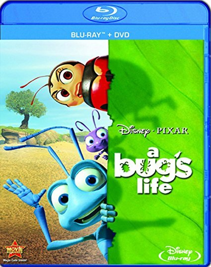 Disney A Bug's Life [DVD + Blu-ray]