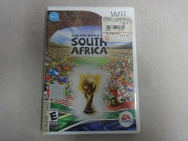 FIFA World Cup 2010 South Africa - Nintendo Wii Game Complete Free Ship - $14.84