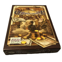 Owner's Choice Z-Man Board Game Complete In Box Investing & Stock Game Republic - $19.79