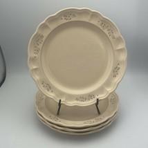 Vintage Dinnerware Pfaltzgraff REMEMBRANCE 10 Inch Dinner Plate - Lot of 4 - $14.84