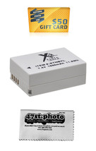 Xit 1600mAh Battery for CANON PowerShot NB-7L NB7L NB 7L Battery 3153B001 - $10.92