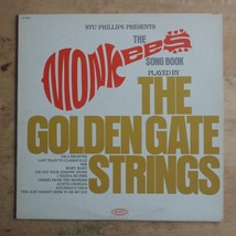 The Golden Gate Strings The Monkees Songbook 1967 Vinyl LP Epic Records ... - $12.32