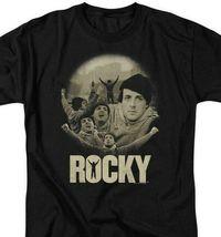 Rocky Tee Retro 70s Balboa Creed Philadelphia Boxer Champion Stallone MGM237 image 3