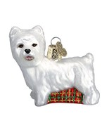 Old World Christmas Dog Collection Glass Blown Ornaments for Christmas T... - $14.99