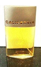 California For Men Cologne Spray 3.4 Oz. / 100ml. By Dana Unboxed. - $135.79