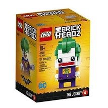 LEGO BrickHeadz The Joker 41588 Building Kit - $17.57