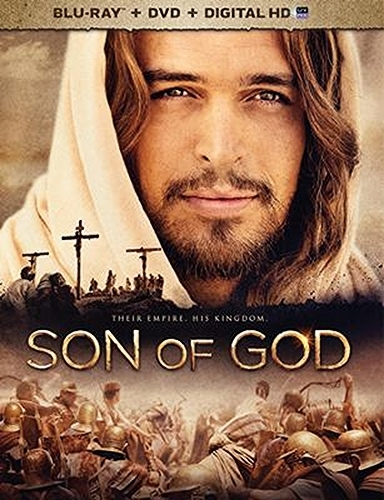 Son of god   blu ray dvd